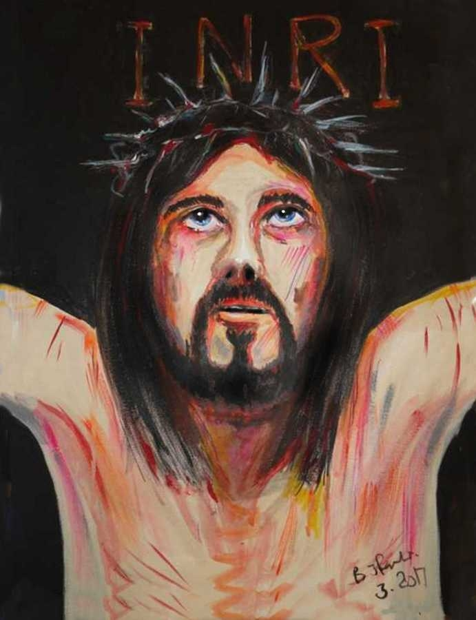 Jesus Christ by brainfree
